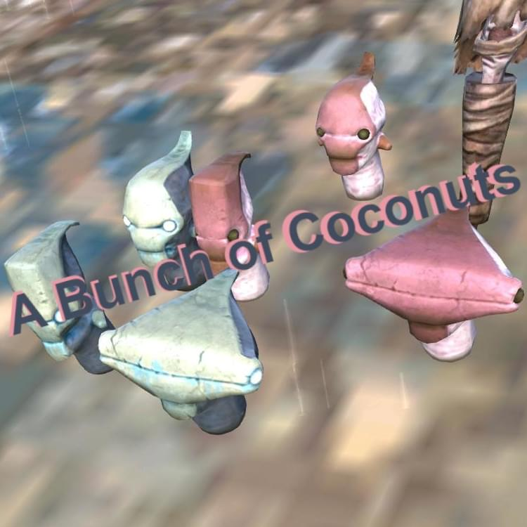 A Bunch of Coconuts — Decapitation Fixes - Kenshi мод