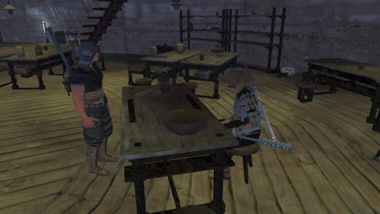 A quest mod — Finding Tenma's notes - Kenshi мод (изображение 2)