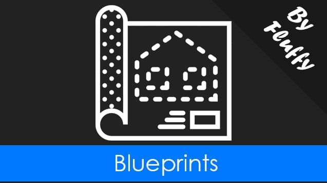 Blueprints - RimWorld мод