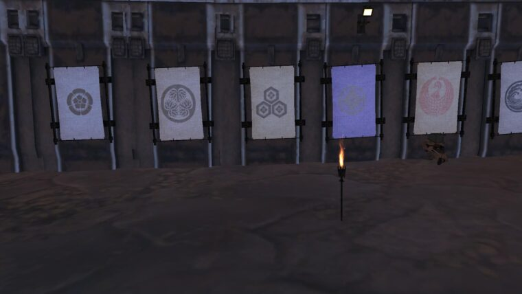 Custom banners — Japanese Crests, GoT houses, SW, Skryim, Chaos, Celtic, Anarchy - Kenshi мод (изображение 2)