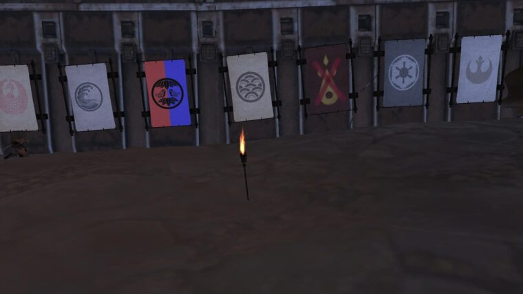Custom banners — Japanese Crests, GoT houses, SW, Skryim, Chaos, Celtic, Anarchy - Kenshi мод (изображение 4)