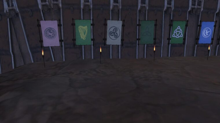 Custom banners — Japanese Crests, GoT houses, SW, Skryim, Chaos, Celtic, Anarchy - Kenshi мод (изображение 7)