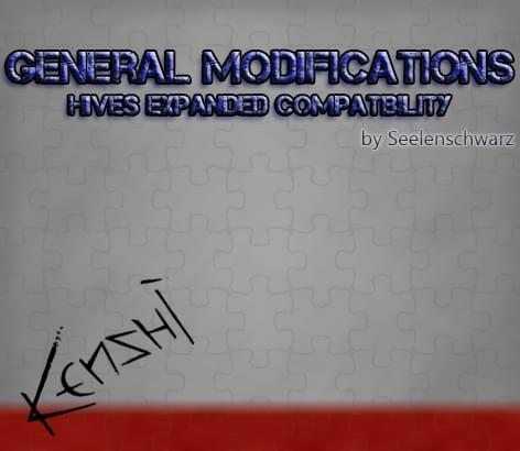 GenMod — Hives Expanded Compatibility - Kenshi мод