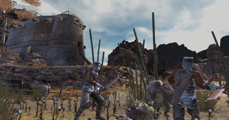 Holy Farm Overhaul - Kenshi мод