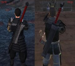 Meitou Retexture: Black and Red - Kenshi мод (изображение 5)