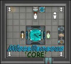 Miscellaneous «CORE» - RimWorld мод