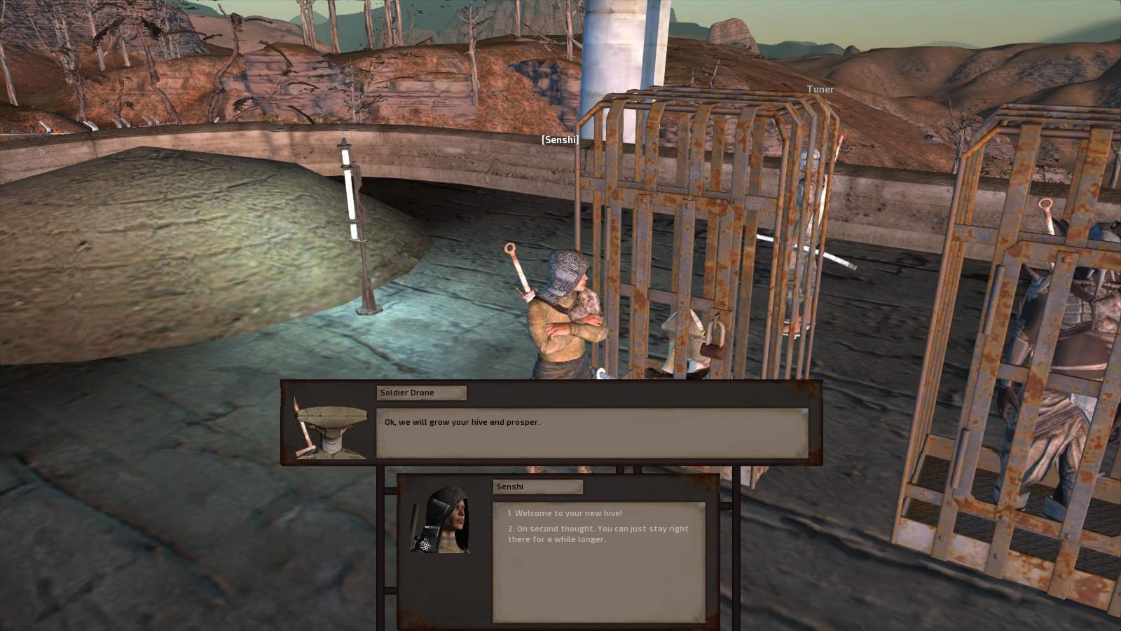 Recruitable Prisoners - with dialogue - Kenshi моды - ModsK