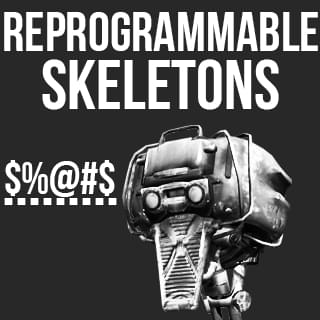 Reprogrammable Skeletons - Kenshi мод