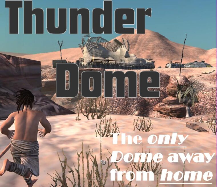 The ThunderDome — Arena - Kenshi мод