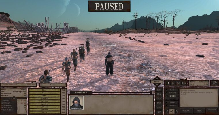 Wandering Squads — Trader's Guild - Kenshi мод