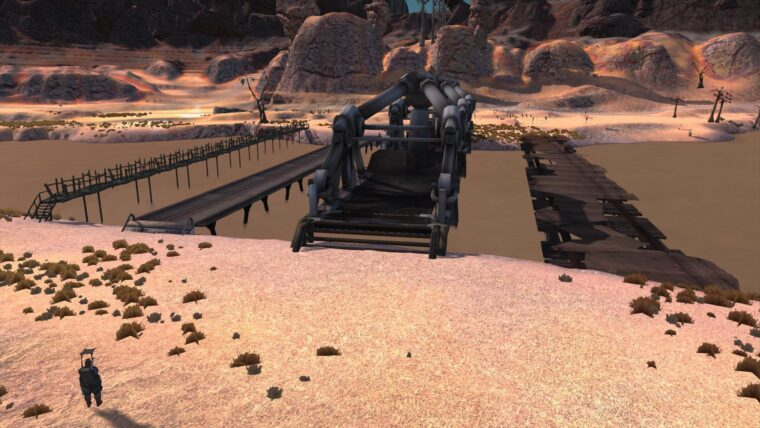 more building (Bridge only) - Kenshi мод