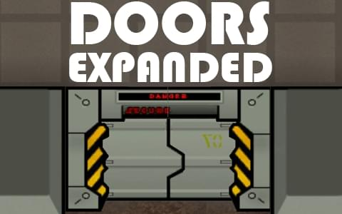 Doors Expanded - RimWorld мод