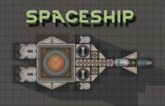 [SD] Spaceship - RimWorld мод